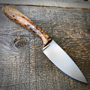 The May Skinner - Wormy Ramon Fig Burl