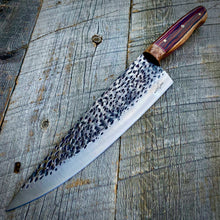 Load image into Gallery viewer, The Kiawah Hammered - Cocobolo Rosewood & Maple Burl