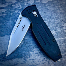 Load image into Gallery viewer, Expedition Prototype Folder - One of a Kind - False Edge Matte - Black G-10