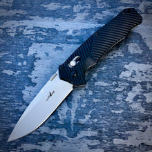 Load image into Gallery viewer, Expedition Concept Folder - One of a Kind - Coated Fighter - Black G-10