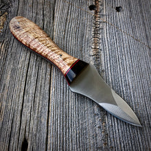 Load image into Gallery viewer, The Edisto Oyster Knife - Curly Mango & Wenge
