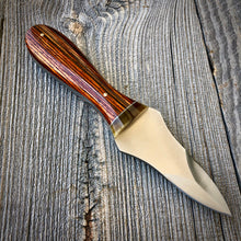 Load image into Gallery viewer, The Edisto Oyster Knife - Cocobolo & Ram's Horn