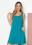 Fearlessly Feminine Casual Dress