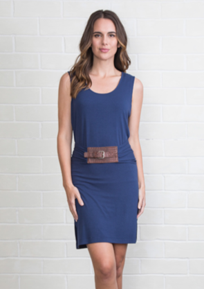 Belted Everyday Dress