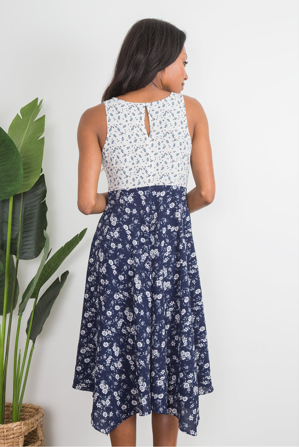 Woodstock Midi Dress
