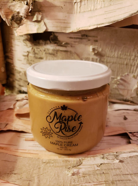 1 lb (16 oz) Maple Cream