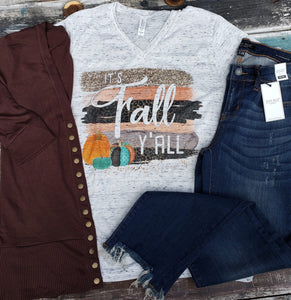 Fall Y'All | Adult Graphic Tee