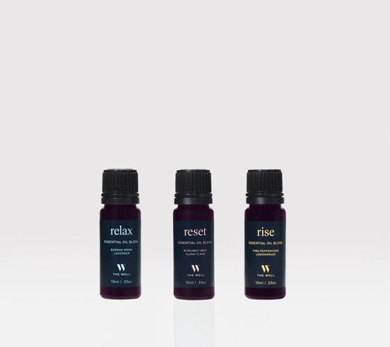 Essential Oil Blend Bundle