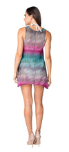 SLITHER AWAY MULTI COLORED COVER UP