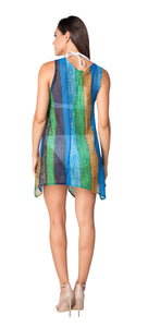 SLITHER AWAY STRIPE DRESS