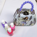Piggy Paint Gorgeous Gift Tin with 4 items - Flower Fairies Medium Handbag