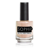 SOPHi nail polish French Latte