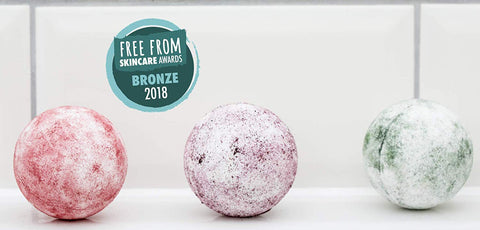 Kid-safe eco bath bombs - individual - KidsNails.ie