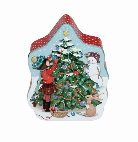 Bella and Boo Christmas gift tin - KidsNails.ie