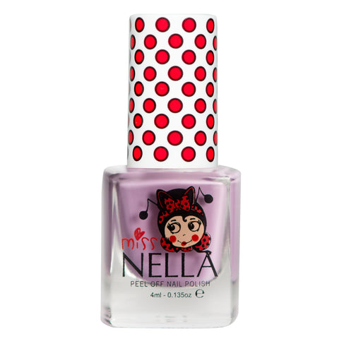 Miss Nella peel-off - Bubble Gum - KidsNails.ie