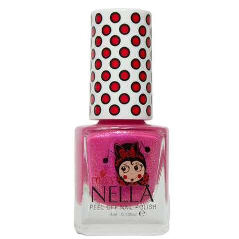 Miss Nella peel-off - Tickle Me Pink