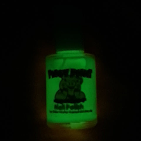 Piggy Paint Radioactive Nail Polish