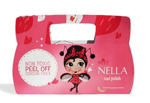 Miss Nella peel-off - You choose 5-polish set