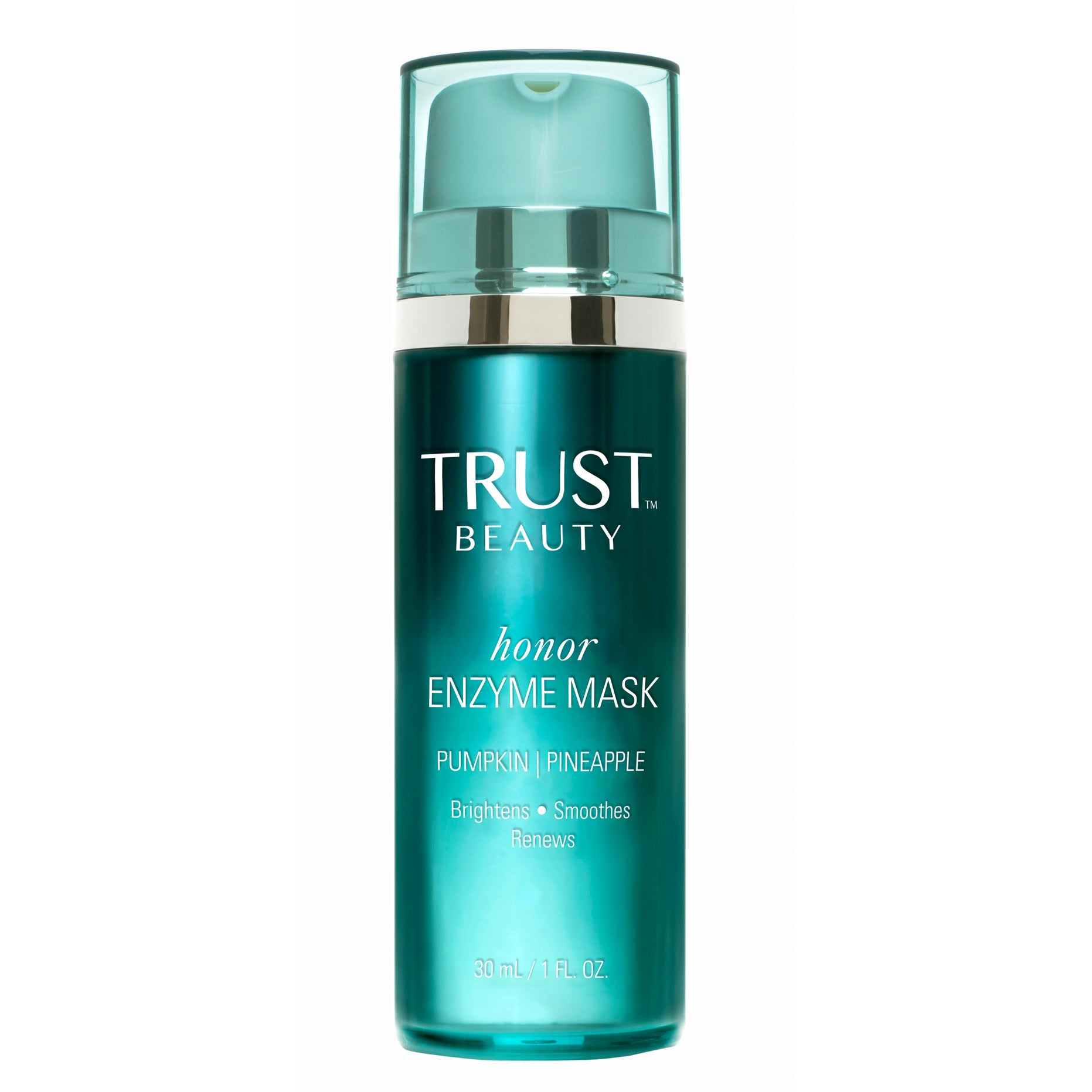 honor Enzyme Mask by TRUST Beauty