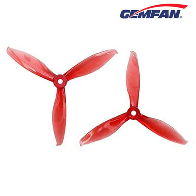 Gemfan Flash 5149 Durable 3 Blade FPV Props (4 pcs - 2 CW + 2 CCW)