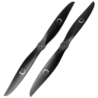 PJP-T-L Carbon Fiber Precision Pair for Drones