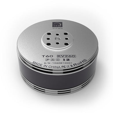 Titan AIR TA6012 130KV / 260KV Electric Brushless Motor