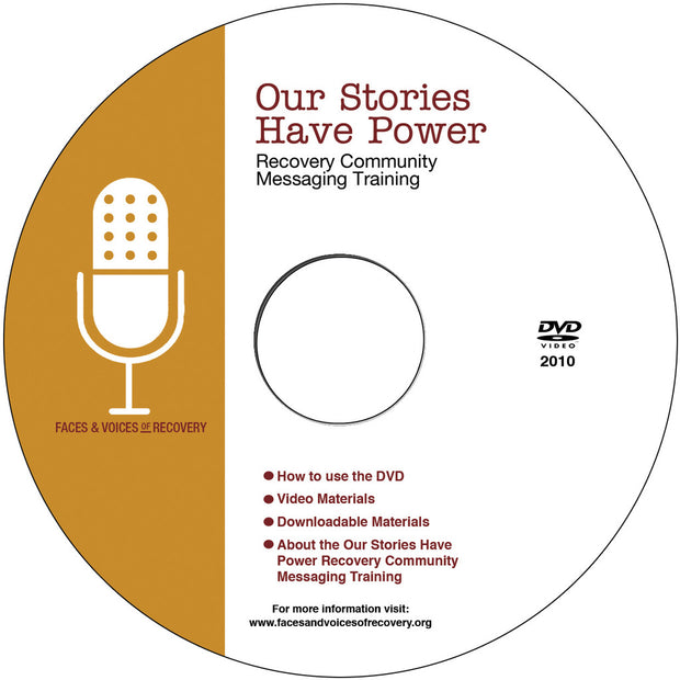 Our Stories Have Power DVD