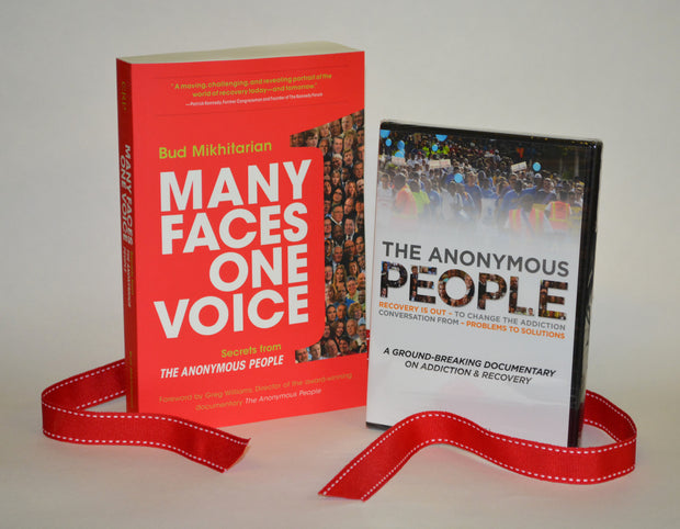 Many Faces One Voice & The Anonymous People Combo Pack