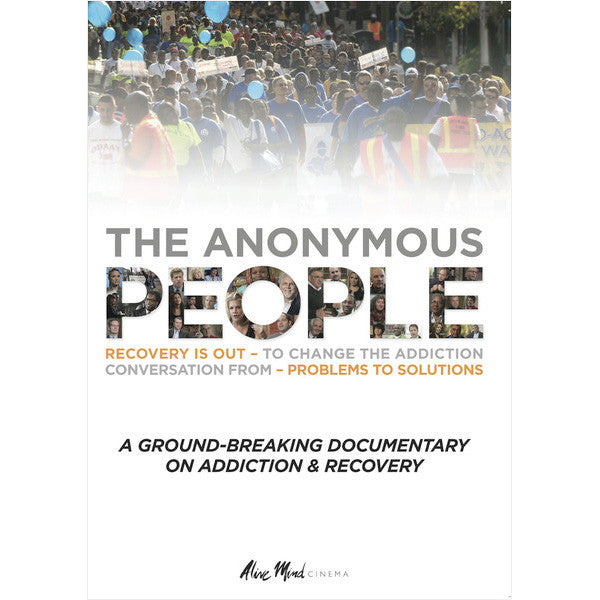 The Anonymous People-DVD