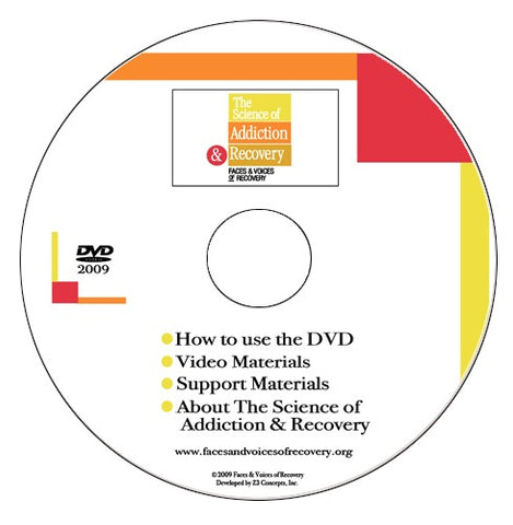 The Science of Addiction & Recovery Training DVD
