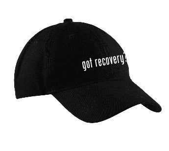 Got Recovery? Hat