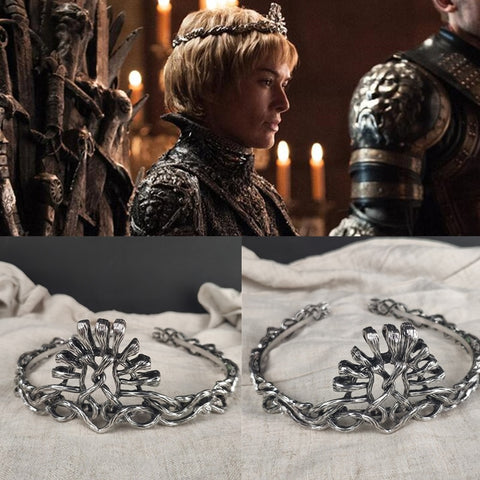 Game of Thrones - Cersei Lannister Crown