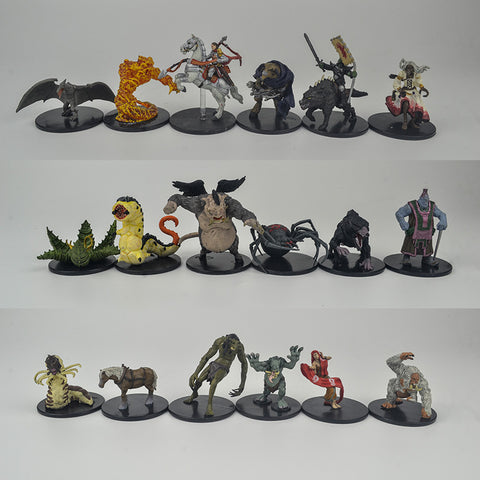 Hand-Painted Gaming Figures