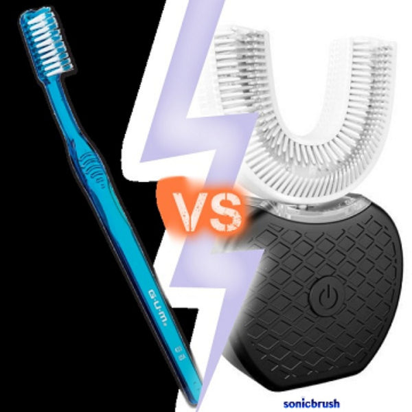 Why Use Sonic Brush Over A Traditional Toothbrush?