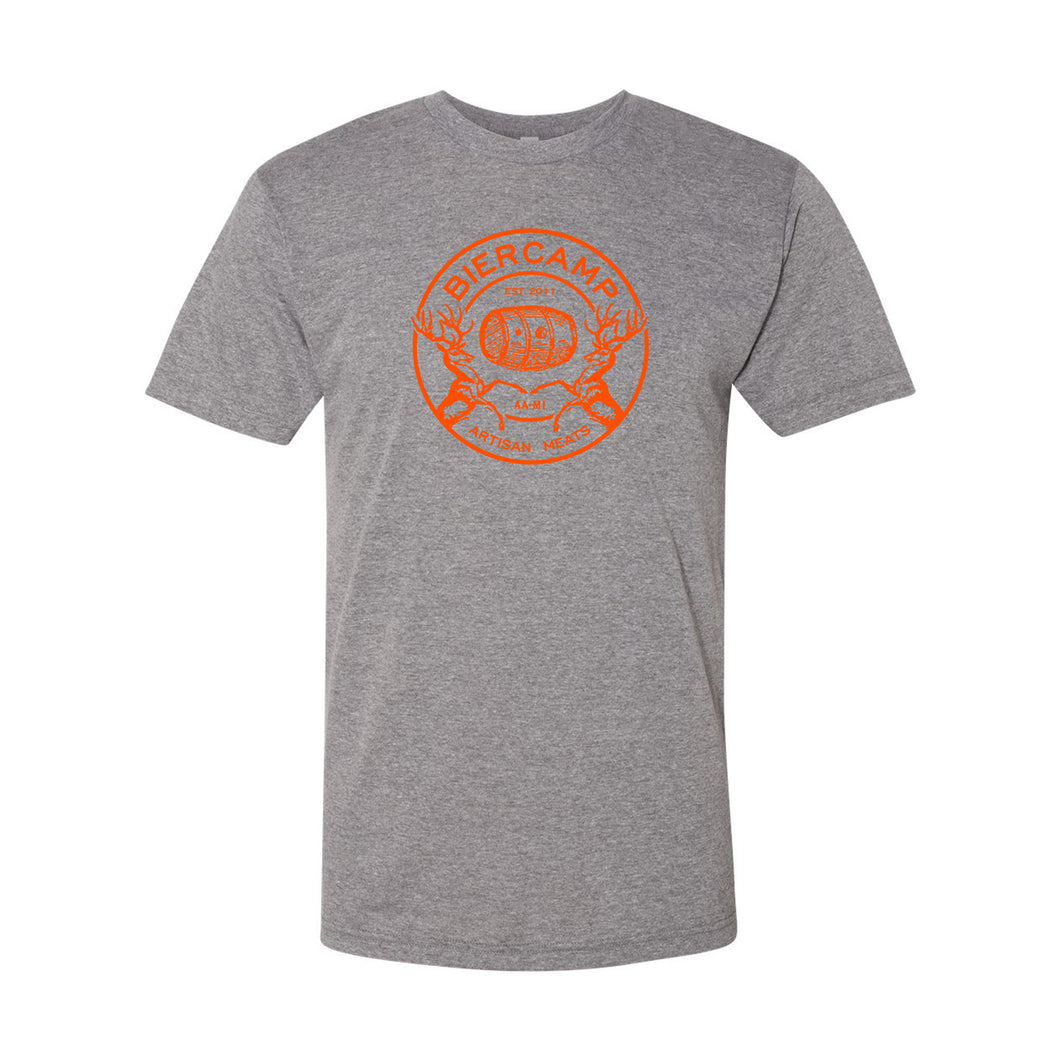 TR401W American Apparel Tri-Blend T-Shirt - Athletic Grey