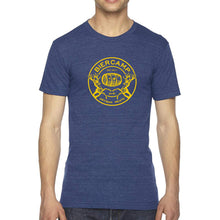 Load image into Gallery viewer, TR401W American Apparel Tri-Blend T-Shirt - Tri-Indigo
