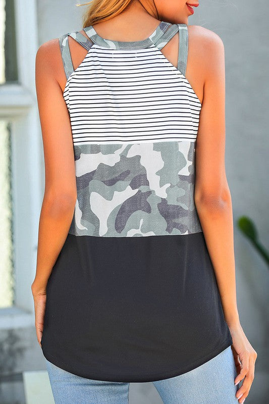 Casual Tunic Top