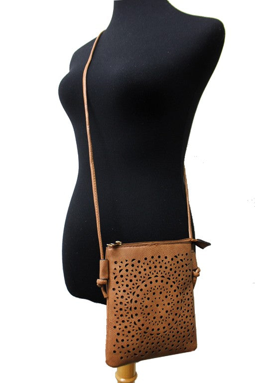 Boho cross body handbag