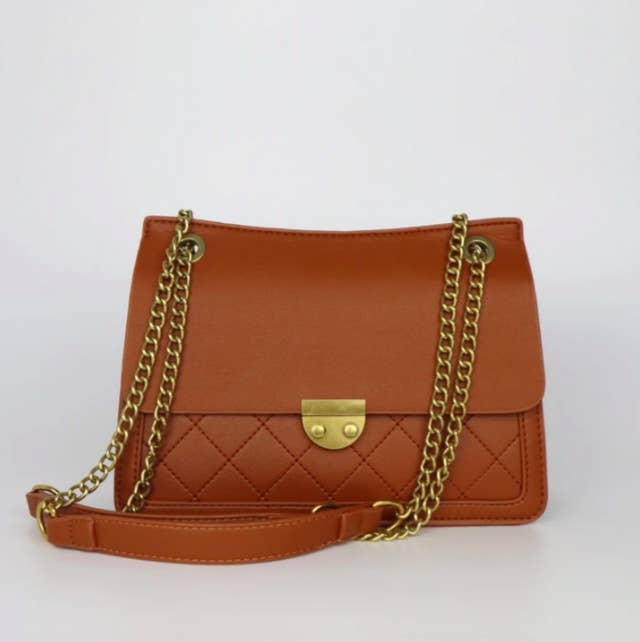 Dani Cross Body - Brown
