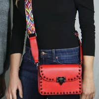 Copy of Ruby Crossbody - Red