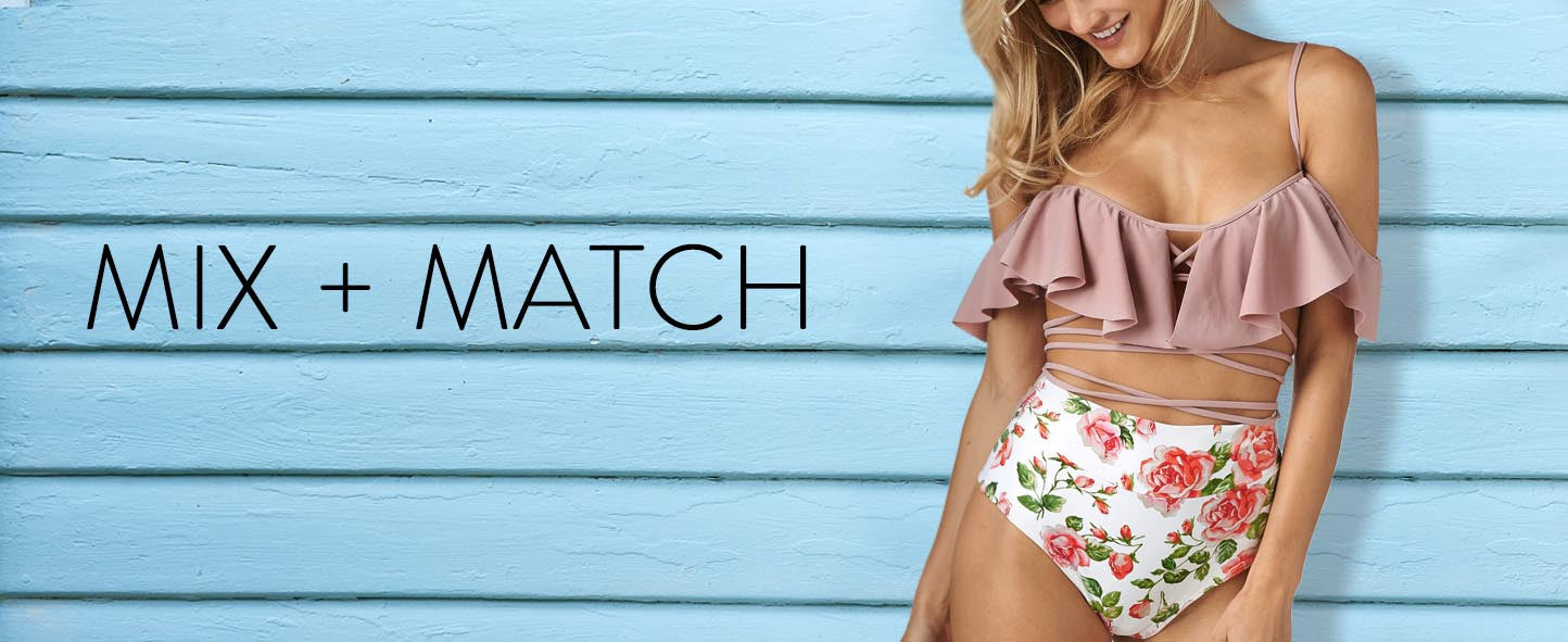 Mix + Match - Montce Swim