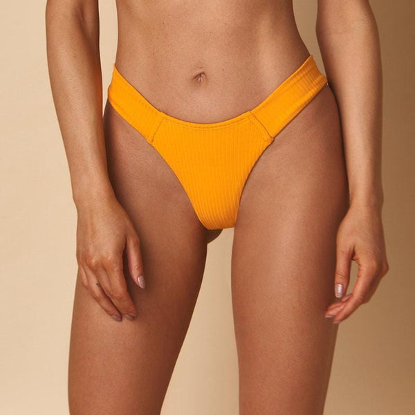 Mango Rib Additional Coverage Uno Bikini Bottom