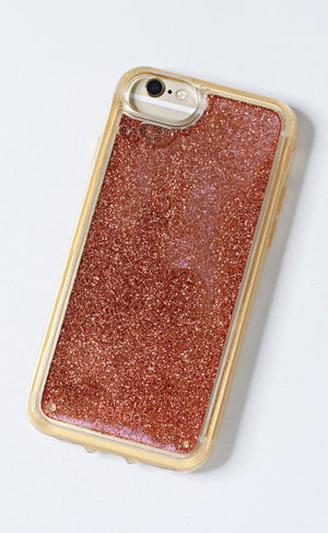 Glitter Bomb Phone Case (Color Block)