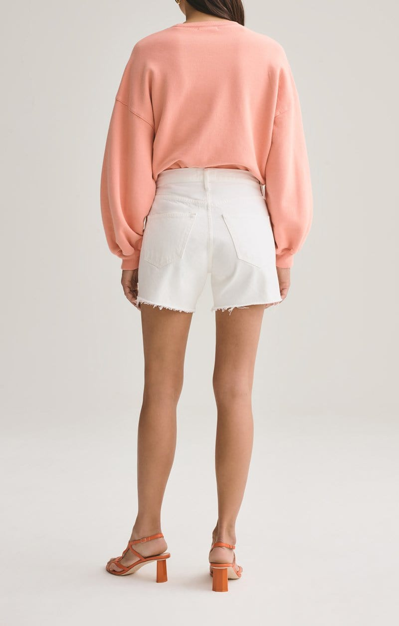 Reece Relaxed Cut Off Short (Tissue)