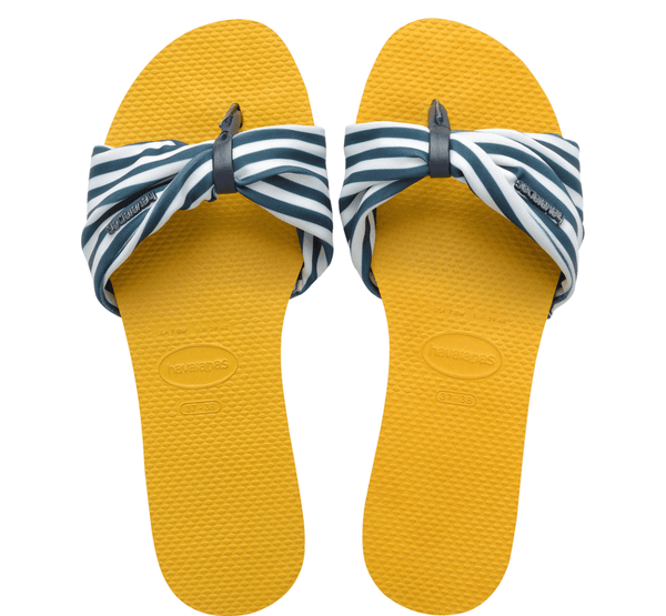Mustard You Saint Tropez Sandals