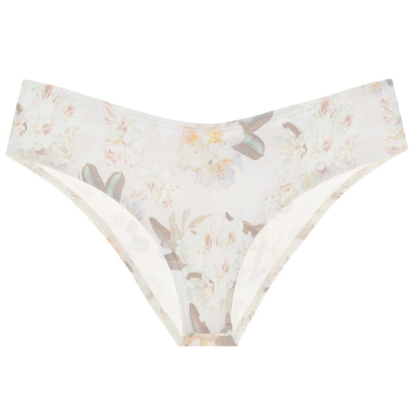 Ete Floral Additional Coverage Nu-Micro Bikini Bottom