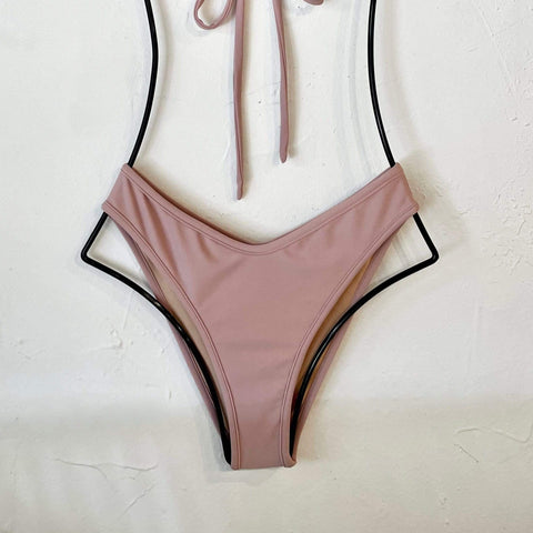 Dusty Rose Lulu Bikini Bottom