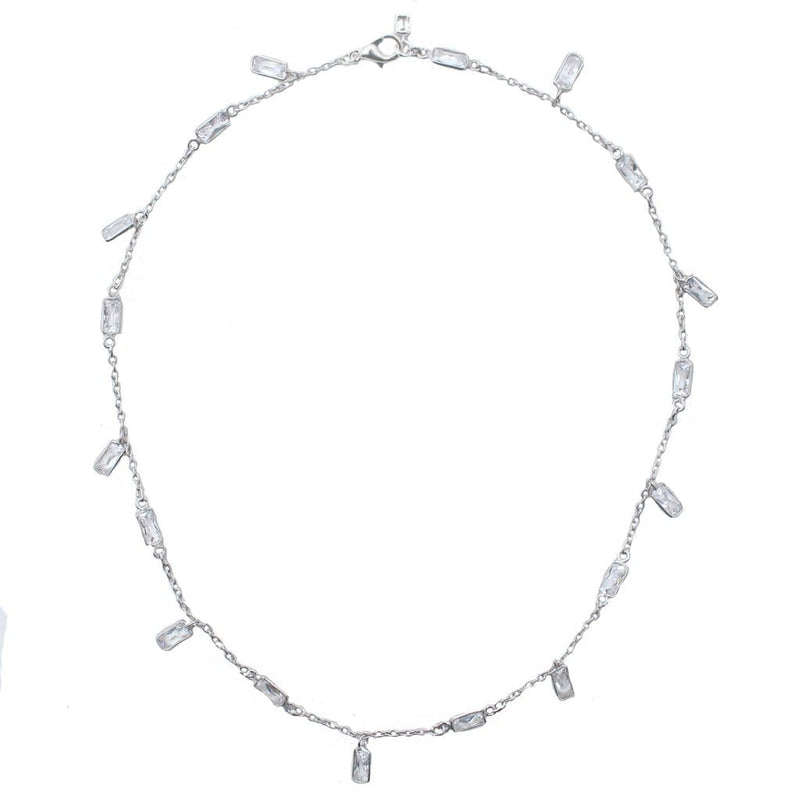 Paquin Necklace- Silver