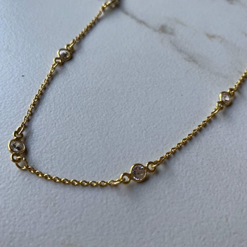 Gold Indio Belly Chain