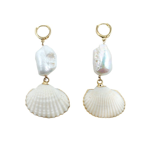 Pomona Baroque Earrings